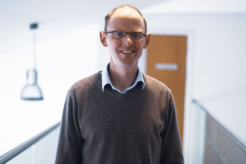 Eddie Roche - Primary Care Wirral Chairman