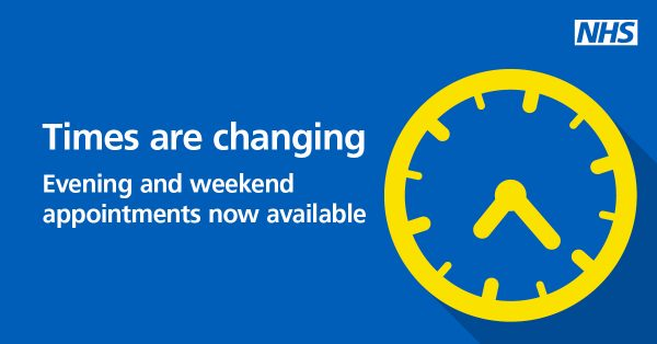 GP Extended Hours Service